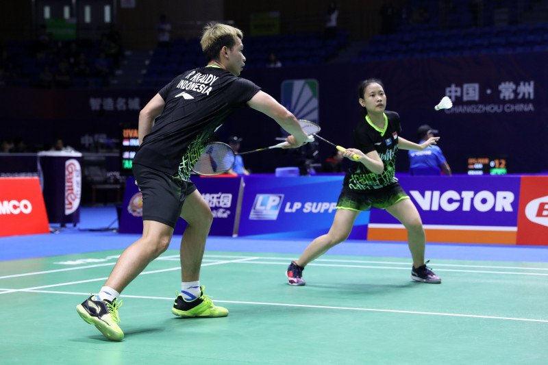 Hari ke dua tujuh wakil Indonesia siap berlaga China Open 2019