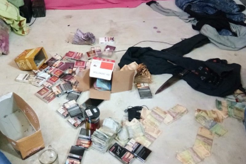 Polisi tangkap pelaku pencurian uang di warung