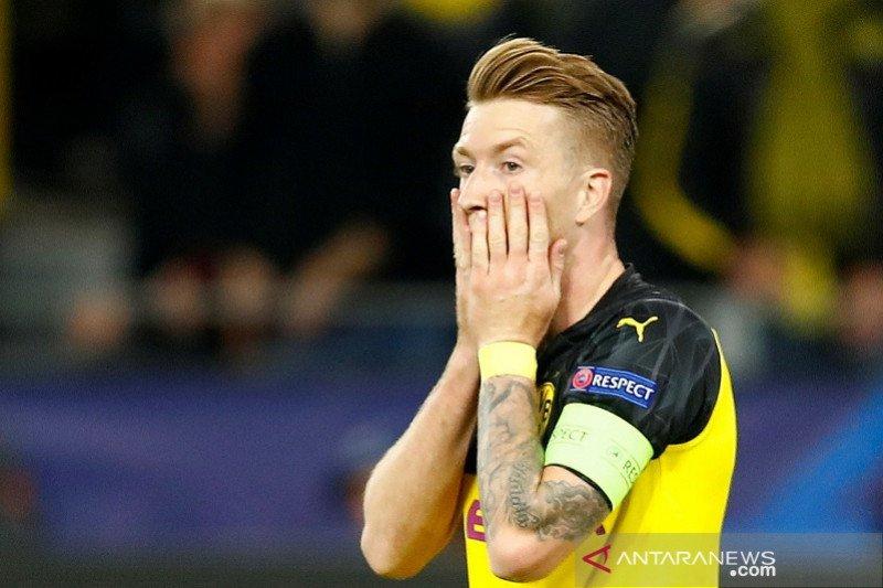 Dortmund ditahan imbang Barcelona