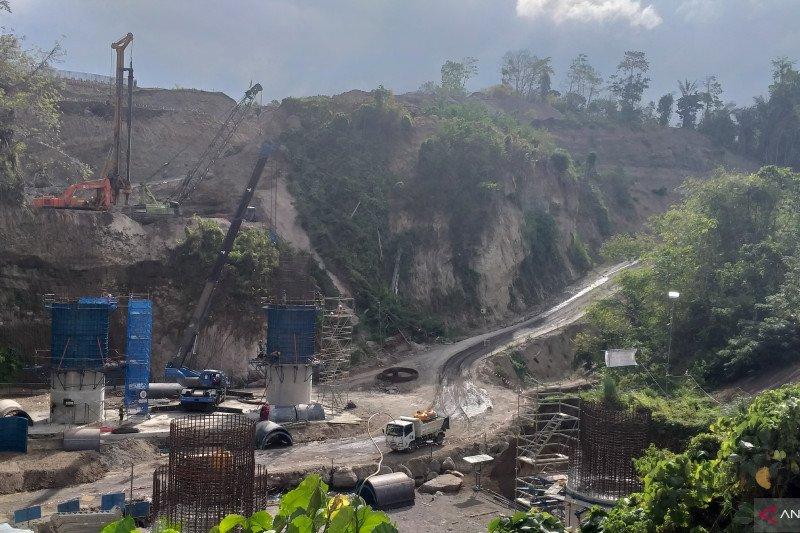 Jembatan seksi IIB tol Manado-Bitung selesai Mei 2020