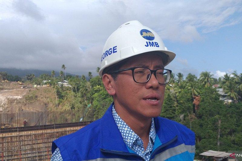 Jalan Tol Manado-Bitung direncanakan mulai beroperasi Juli 2020