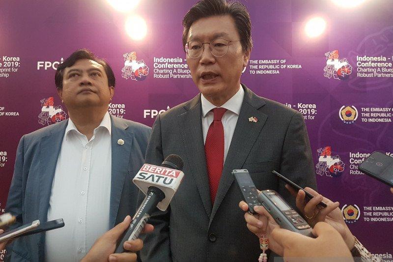 Dubes Kim berharap IK-CEPA tingkatkan interaksi bisnis RI dan Korsel