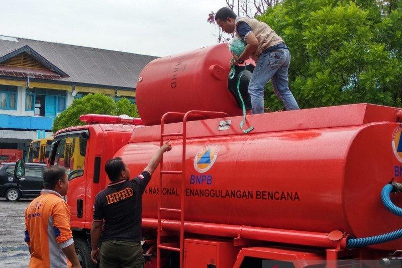 Lima kampung di Kepulauan Sangihe kekurangan air bersih
