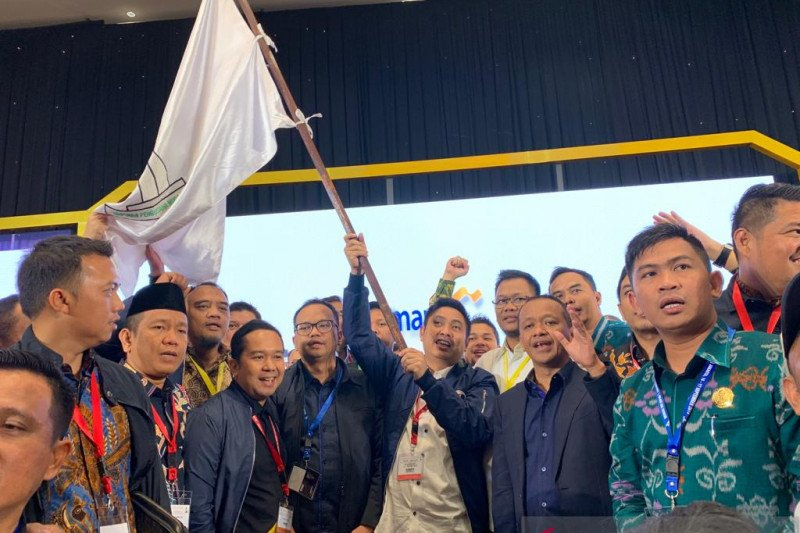 Mardani Maming, sosok pengusaha sukses milenial