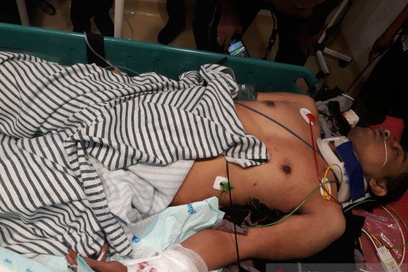 Pria diduga bunuh diri di Jatinegara telah sadarkan diri
