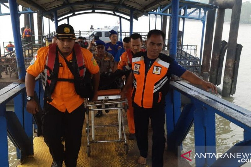 VIDEO - Korban tenggelam robohnya Dermaga Buton Siak ditemukan tewas