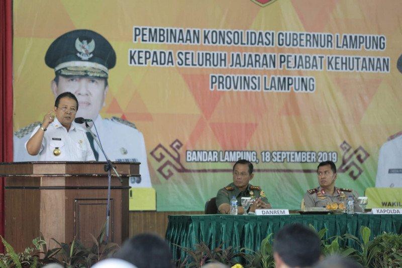 Gubernur Arinal instruksikan pencegahan dini Karhutla