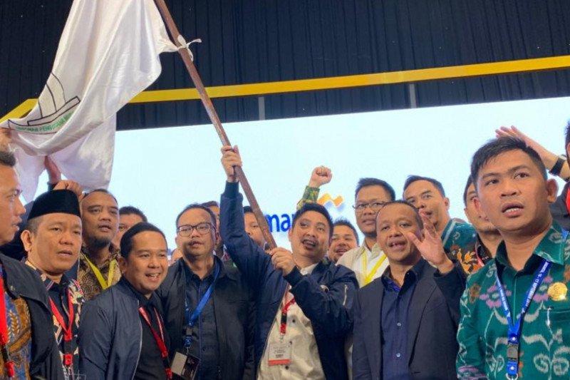 Mardani Maming terpilih menjadi ketua HIPMI 2019-2022