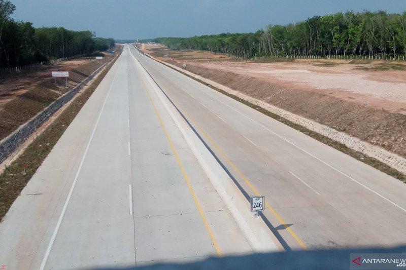 Jalan Tol Trans Sumatera siap diresmikan