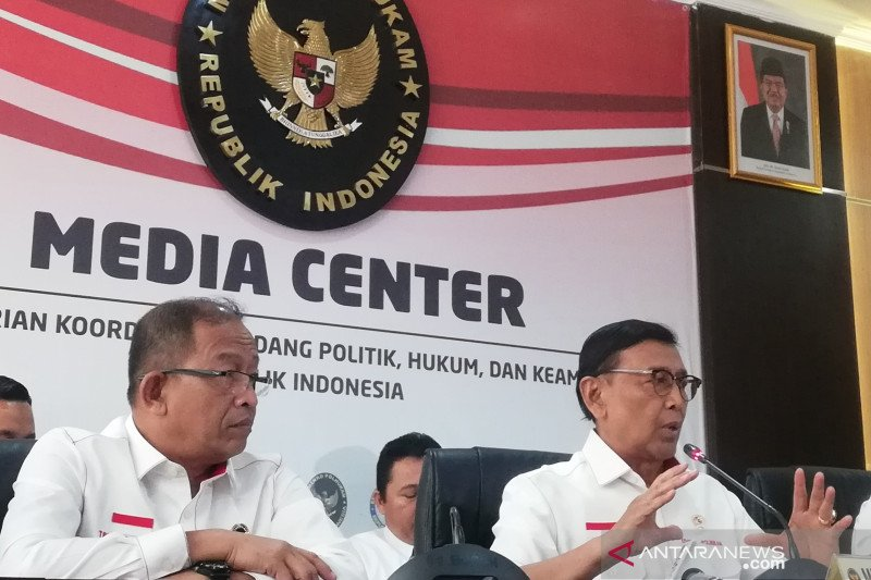 Wiranto: Dewan Pengawas justru semakin melegitimasi KPK