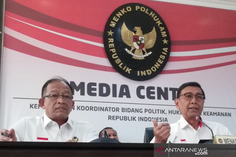 Wiranto: Penyadapan KPK diatur agar tidak langgar HAM