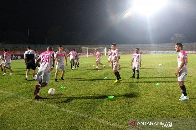 Mario Gomes : Kalteng bermain dengan kolektifitas