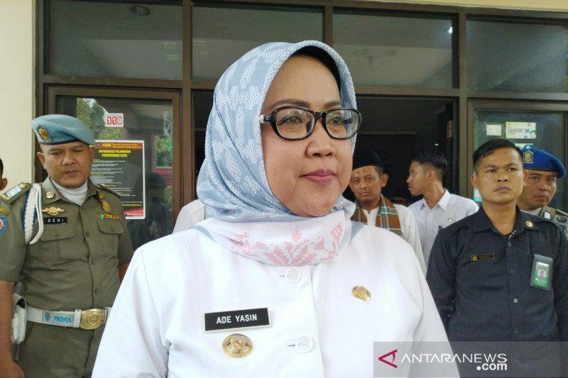 Besok, Bupati Bogor-Iriana Jokowi bersih-bersih sungai
