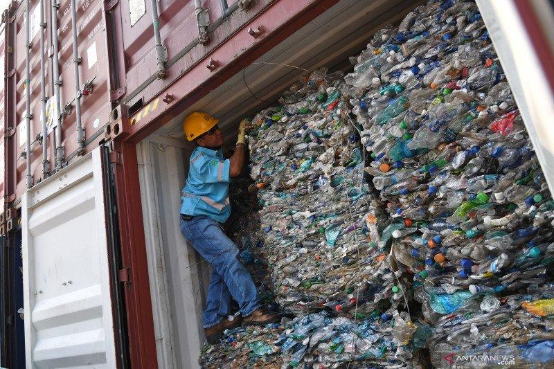 Industri diharapkan hentikan impor sampah plastik