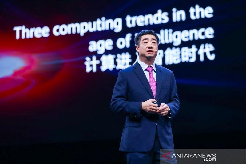 Huawei gandeng China Mobile menjajaki beli raksasa telekomunikasi Oi