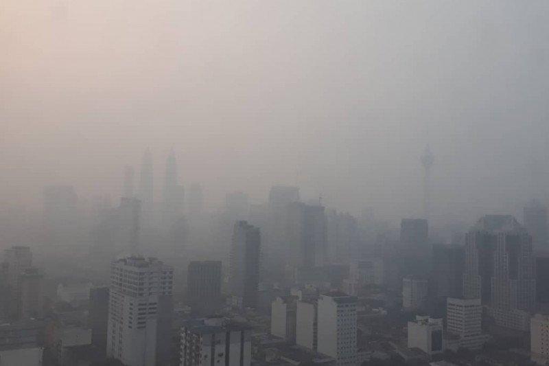 Malaysia tutup 123 sekolah karena asap