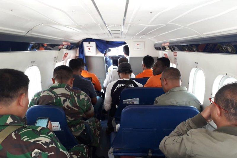 Kabut tebal, pencarian pesawat hilang kontak dihentikan