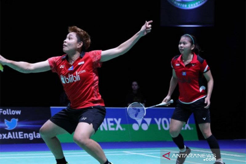 Greysia/Apriyani melenggang ke perempat final China Open
