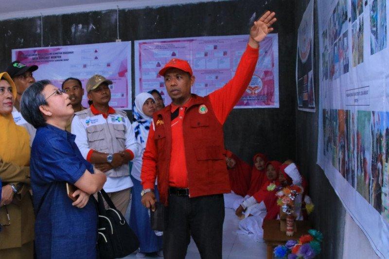 Unicef tinjau penerapan sanitasi berbasis masyarakat di Sumbawa Barat