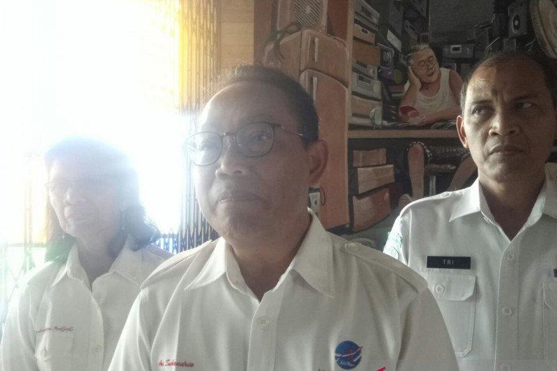 Airnav Palembang: jarak pandang penerbangan aman di atas pukul 08.00