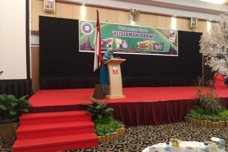 KMMI luncurkan buku Keislaman Jokowi di Padang