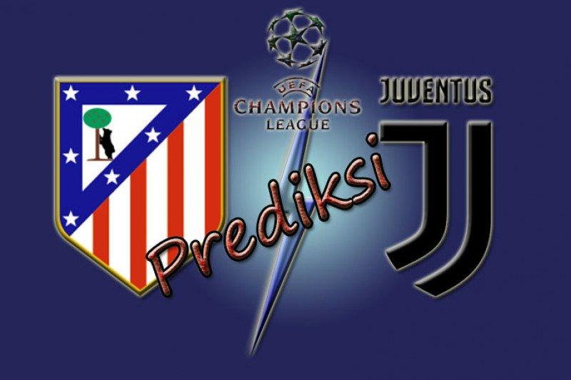 Duel Atletico Madrid lawan Juventus, siapa pemenangnya?