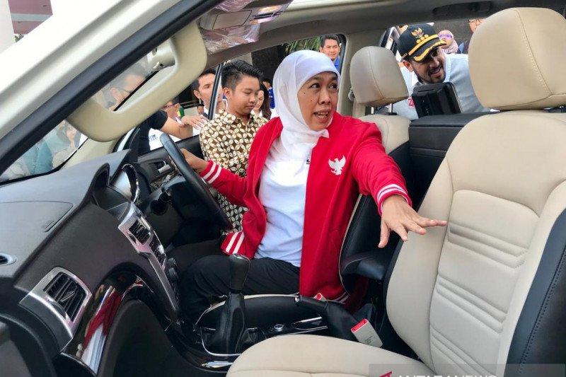 Esemka dipamerkan di Surabaya, Gubernur Jatim langsung pesan satu unit