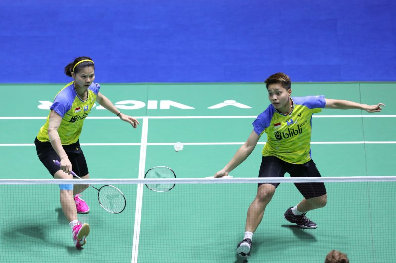 Jelang babak dua China Open, Greysia/Apriyani siapkan mental