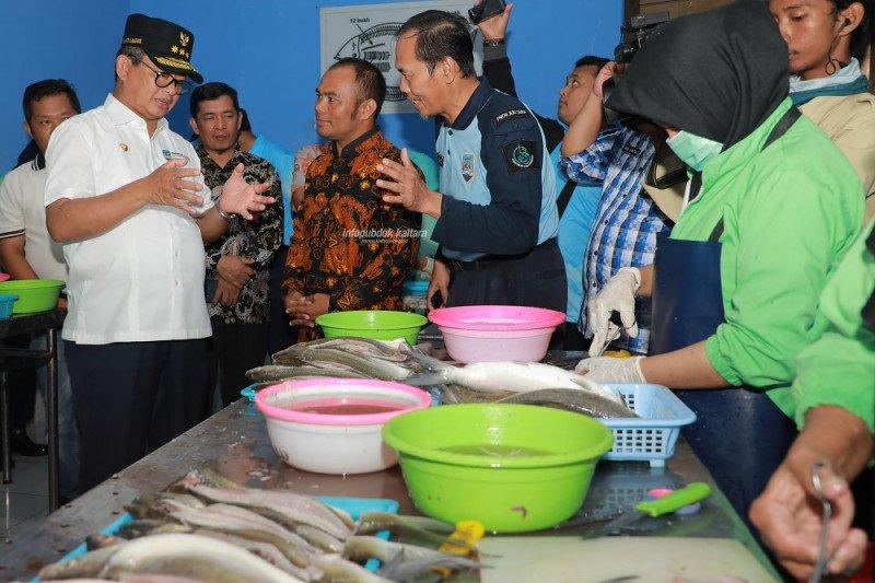 Lagi, Pemprov Gelontorkan Bantuan ke Nelayan