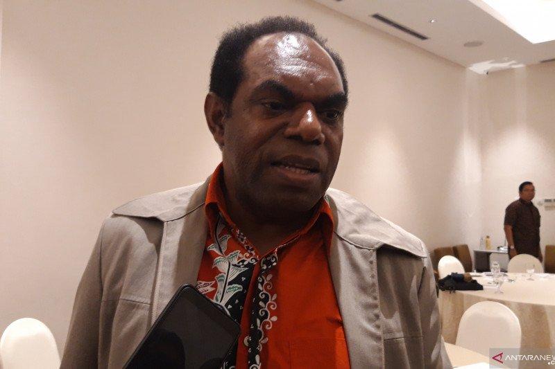 Wabup Keerom minta pemerintah pusat serahkan pengelolaan hutan ke masyarakat adat