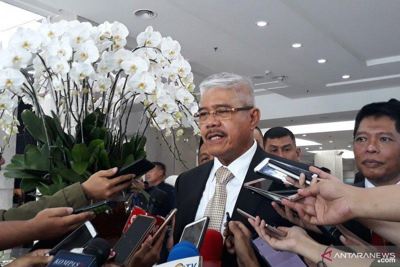 Ketua pengadilan tinggi baru dilantik punya PR e-litigasi