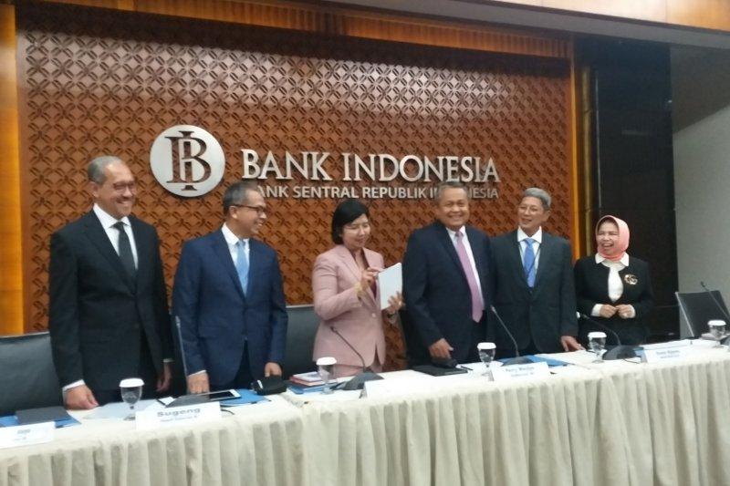 Bank Indonesia kembali pangkas suku bunga acuan