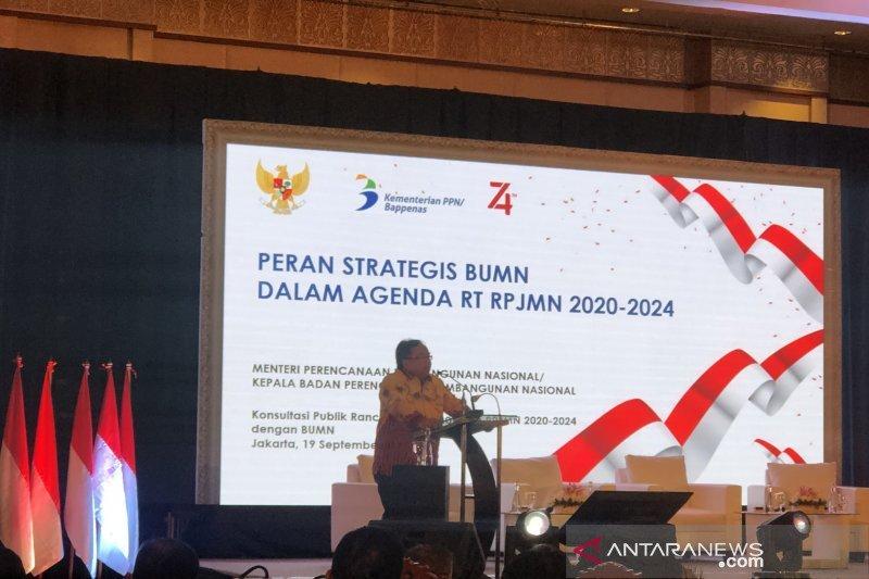 Menteri PPN jadikan investasi sebagai penunjang pertumbuhan ekonomi