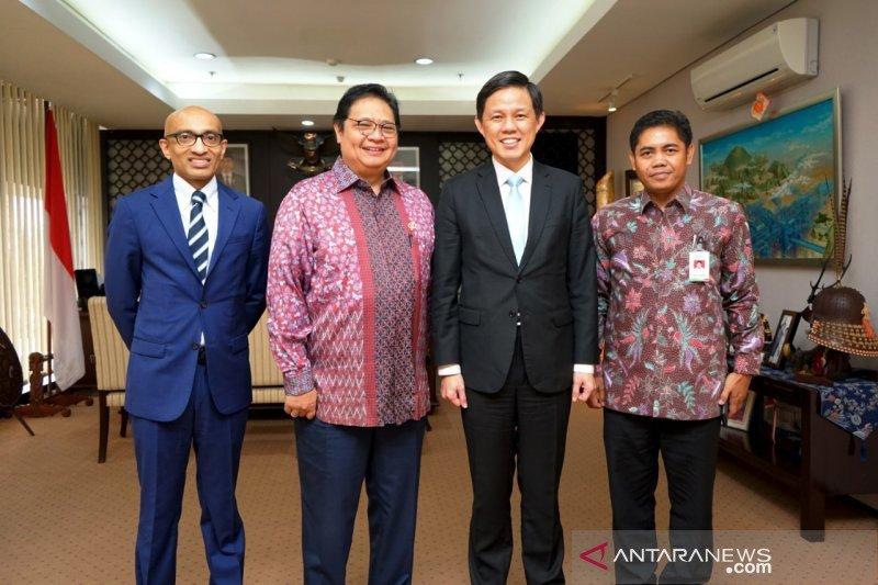 RI - Singapura lanjutkan kerja sama bidang pendidikan vokasi