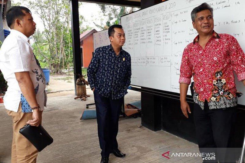 Ketua DPRD sebut kepedulian perusahaan sawit bantu karhutla rendah