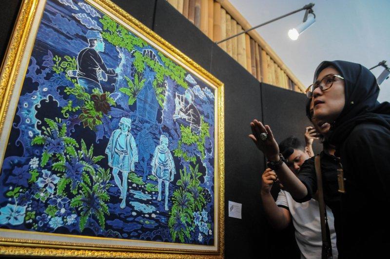Festival Seni Multatuli optimistis mendunia