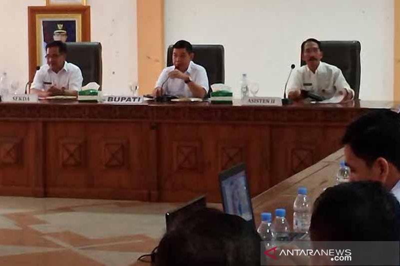 Status tanggap darurat karhutla segera ditetapkan, kata Bupati Bartim