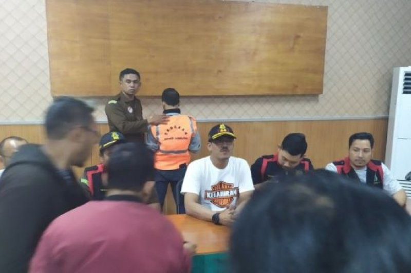 Tilep uang pembangunan gedung pernikahan di Sumbawa, JS ditangkap tim kejaksaan