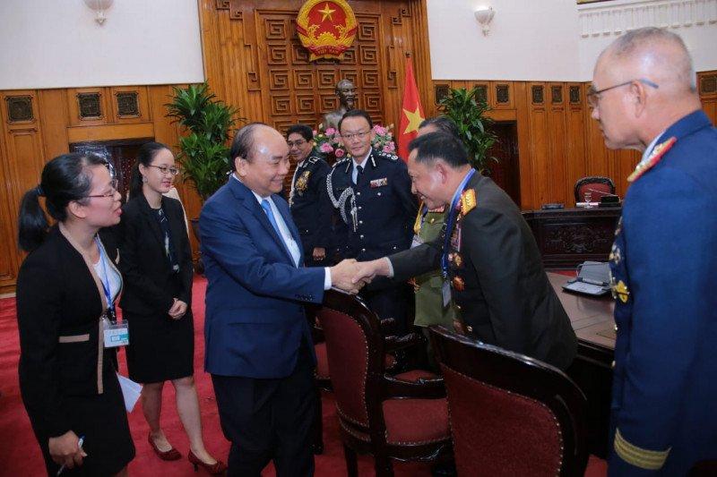 Kapolri ajak negara ASEAN jaga stabilitas keamanan demi ekonomi