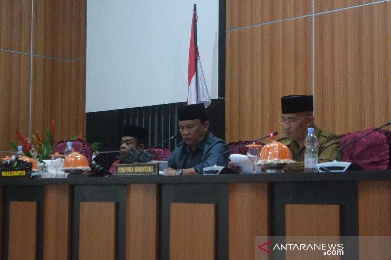 Komposisi pimpinan DPRD Kota Palu 2019-2024 ditetapkan