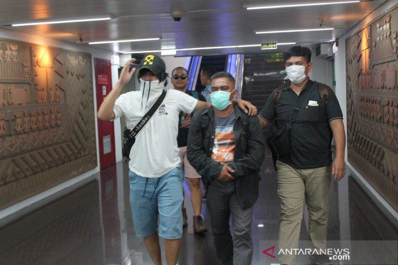 Polisi tangkap sindikat internasional narkoba manfaatkan karhutla Riau