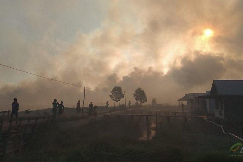 ACT-BMKG berkolaborasi pantau pencemaran asap akibat karhutla