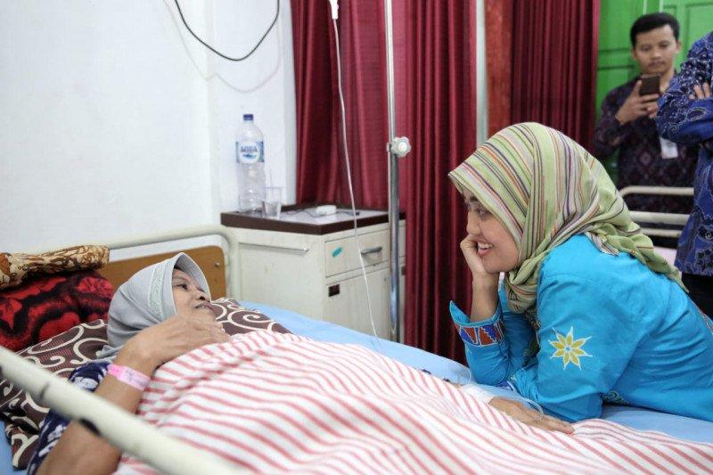 Wagub Lampung dorong pelayanan kesehatan terpenuhi