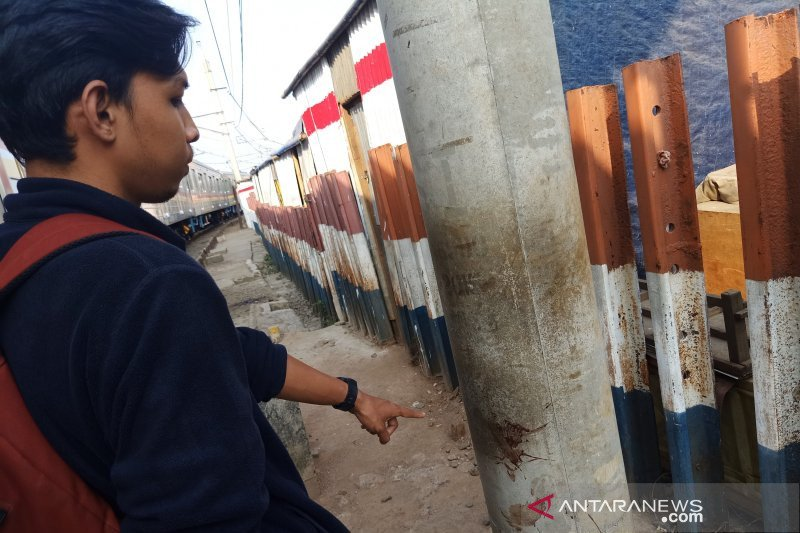 TKP pegawai Transjakarta terluka dikenal kawasan prostitusi