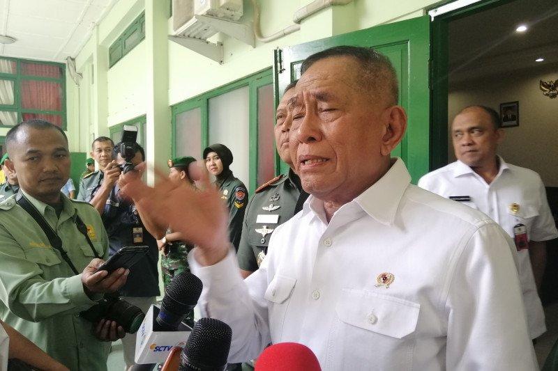 Menhan tegaskan pasukan TNI-Polri tak akan ditarik dari Papua