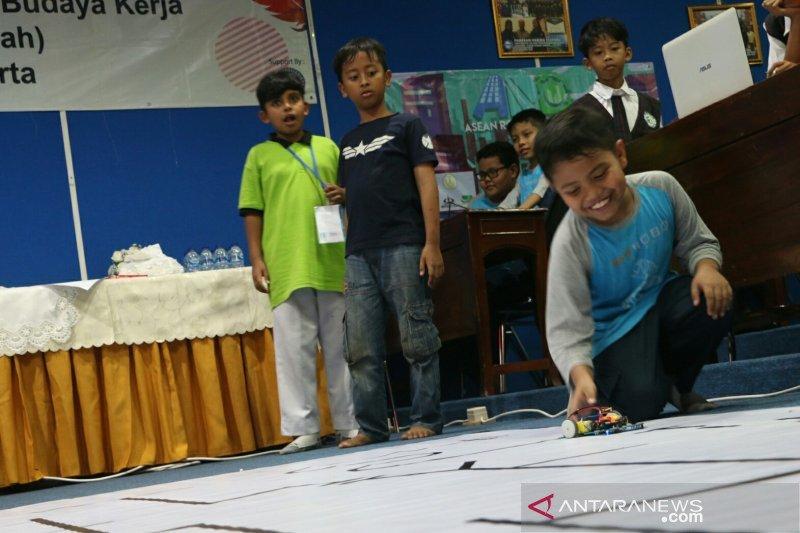 Bekraf dorong kurikulum koding ditanamkan sejak sekolah dasar
