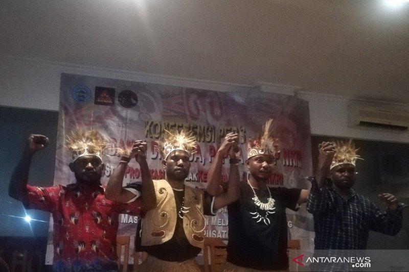 Mahasiswa Papua-Papua Barat Jabodetabek ajak kembali lanjutkan studi