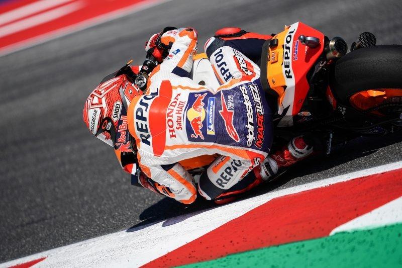MotoGP Aragon adalah teritori Marquez