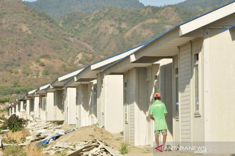 Gubernur Sulteng: 14.664 KK terdampak bencana butuh hunian tetap