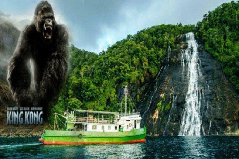 Untuk mengenang film kingkong BUMN benahi Pulau Mursala, Sumatera Utara
